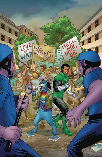 DC Green Lantern & Huckleberry Hound Special #1 Comic Book