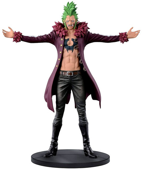 One Piece DXF Jeans Freak Bartolomeo 7.5-Inch Collectible Figure [Black Jeans Variant]