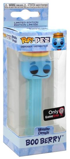 Funko General Mills Monster Cereals POP! PEZ Boo Berry Exclusive Candy Dispenser