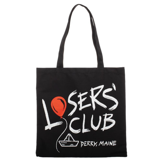 IT Losers' Club Canvas Totes