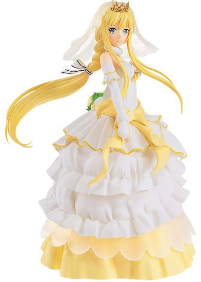 Sword Art Online: Code Register EXQ Figure Collection Alice 8.3-Inch Collectible PVC Figure [Wedding Dress]