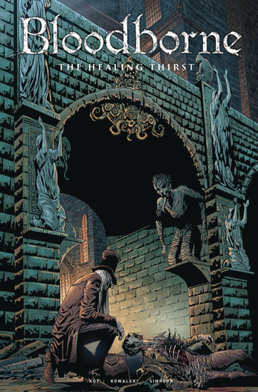 Titan Comics Bloodborne #5 Comic Book [Cover B Kowalski]
