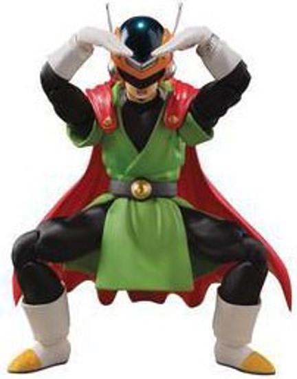 Dragon Ball Z Figuarts Great Saiyaman Action Figure
