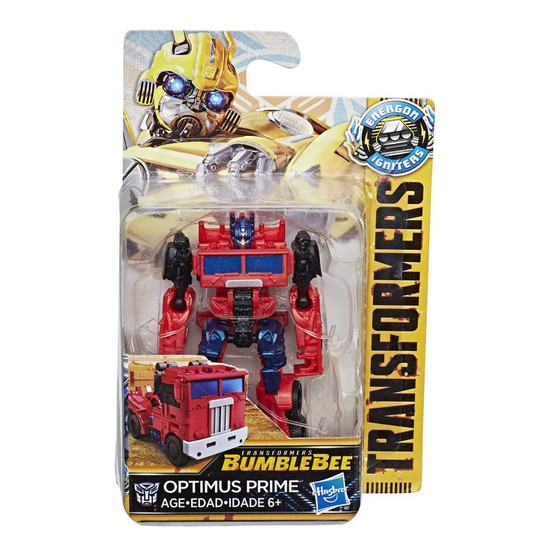 Transformers Bumblebee Movie Energon Igniters Optimus Action Figure