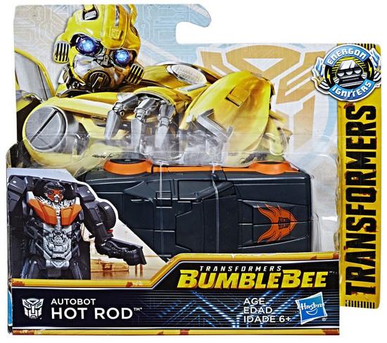 Transformers Bumblebee Movie Energon Igniters Power Hot Rod Action Figure
