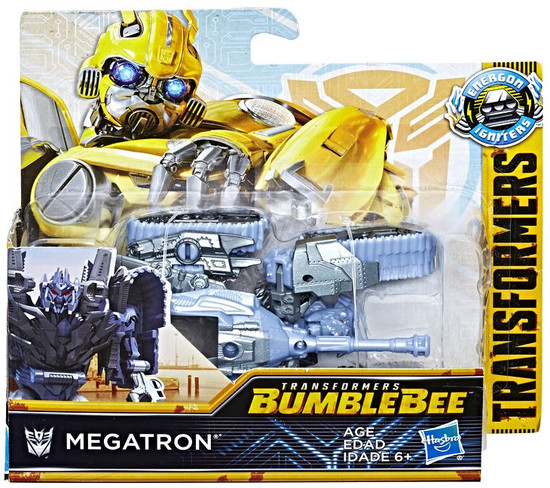 Transformers Bumblebee Movie Energon Igniters Power Megatron Action Figure
