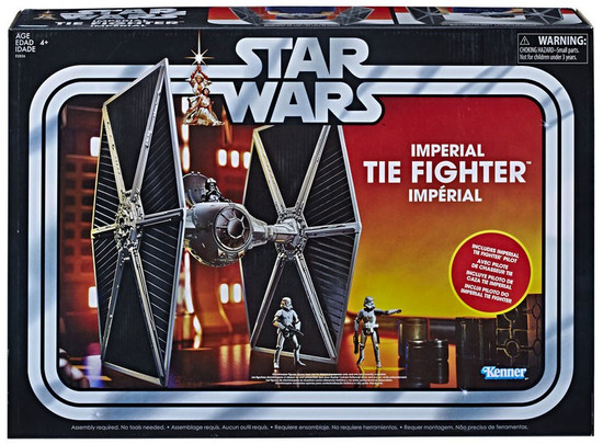 Star Wars Vintage Collection Imperial Tie Fighter Vehicle