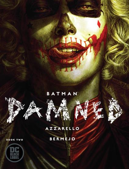 DC Black Label Batman Damned #2 of 3 Comic Book