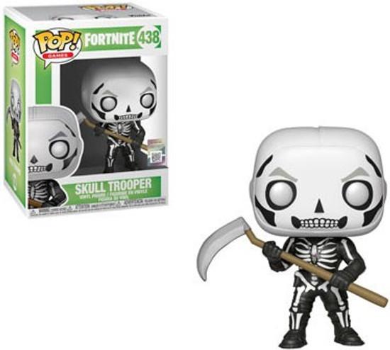 Funko Fortnite POP! Games Skull Trooper Vinyl Figure #438