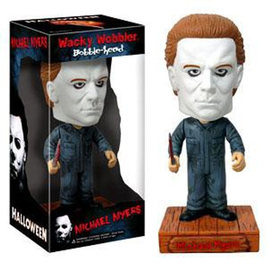 Funko Halloween Wacky Wobbler Michael Myers Bobble Head