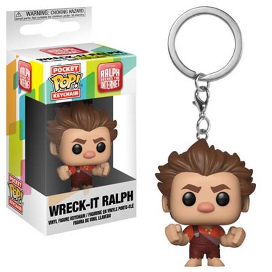 Funko Wreck-It Ralph 2: Ralph Breaks the Internet POP! Disney Wreck-It Ralph Keychain