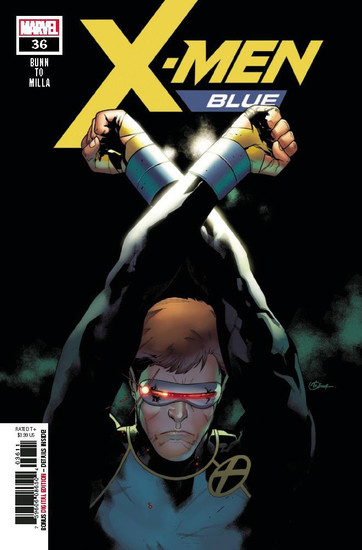 Marvel Comics X-Men Blue #36 Comic Book