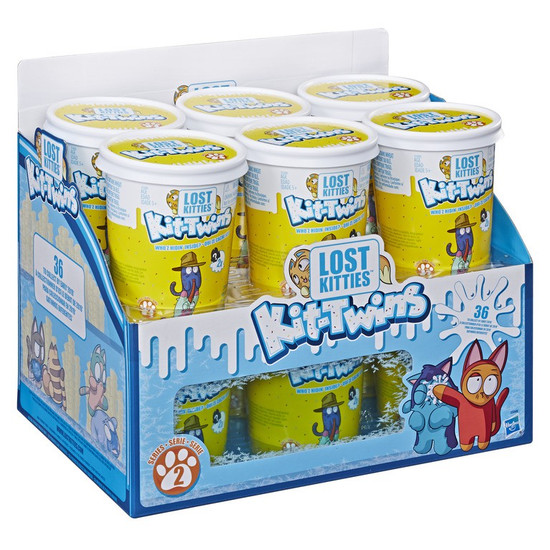 Lost Kitties Kit-Twins Mystery Box [12 Packs]