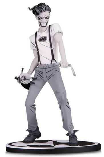 Batman Black & White Joker 6.9-Inch Statue [Batman: White Knight, Sean Murphy]