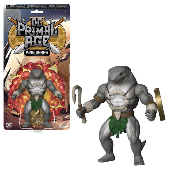 Funko DC Primal Age King Shark Action Figure