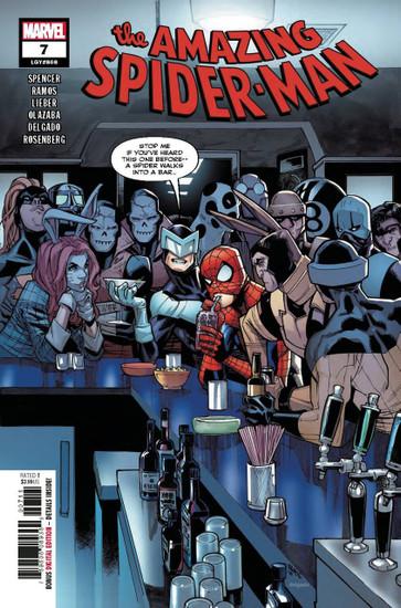 Marvel Comics Amazing Spider-Man #7 Comic Book