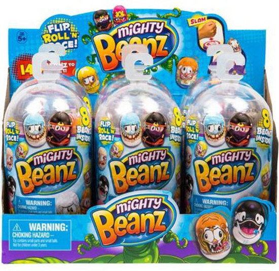 Mighty Beanz Bean Pod Slam Pack Mystery Box [6 Units]