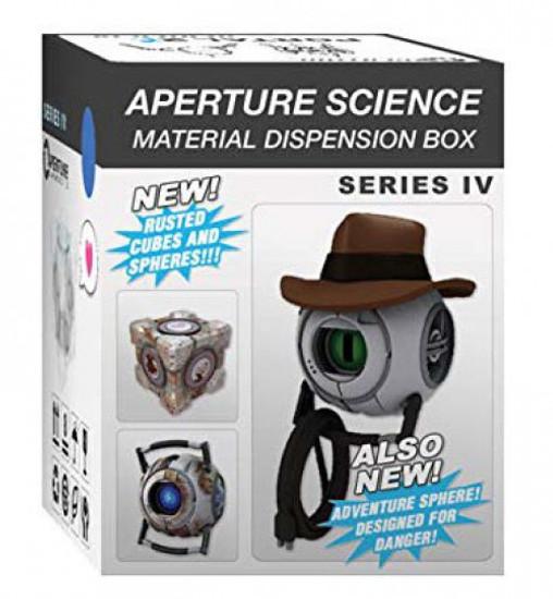 NECA Portal 2 Sentry Turret Series 4 Mystery Pack