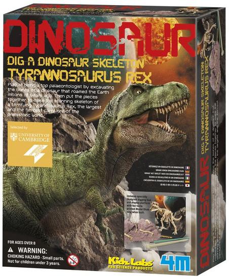 Kidz Labs Dig a Dinosaur Skeleton Tyrannosaurus Rex