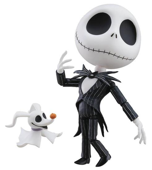 The Nightmare Before Christmas Nendoroid Jack Skellington Action Figure #1011