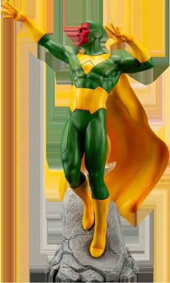 Marvel Avengers ArtFX+ Vision Statue