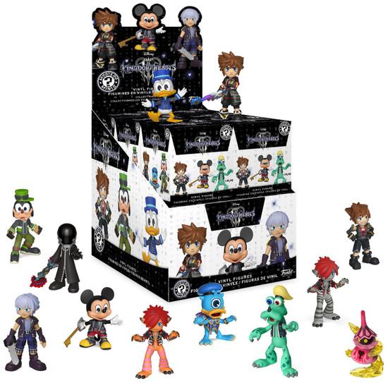 Funko Disney Mystery Minis Kingdom Hearts III Mystery Box [12 Packs]