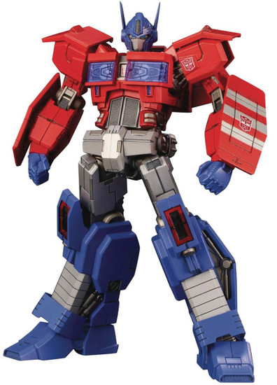 "Transformers Furai Optimus Prime 6.2-Inch 6.2"" Model Kit [IDW Version]"
