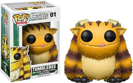 Funko Wetmore Forest POP! Monsters Tumblebee Vinyl Figure #01 [Damaged Package]