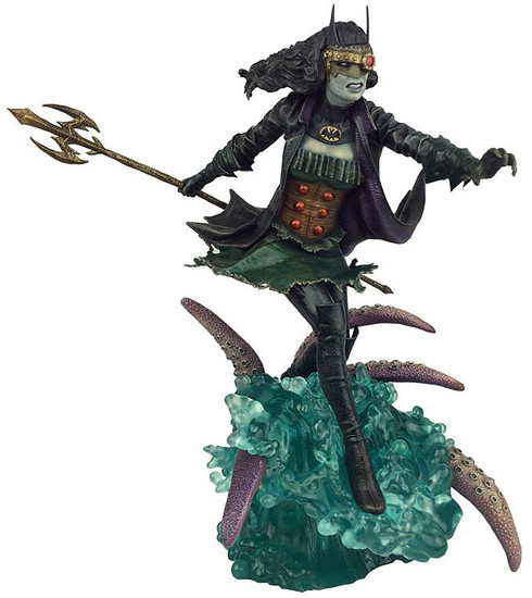 Batman DC Gallery Dark Nights: Metal The Drowned 10-Inch Collectible PVC Statue