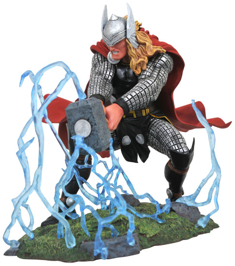 Marvel Gallery Thor 8-Inch PVC Figure Statue [Comic Version]