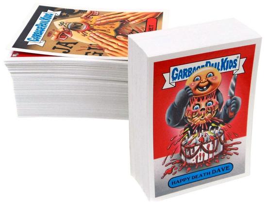 Garbage Pail Kids Topps 2018 Horror Trading Card Set [200 Cards]