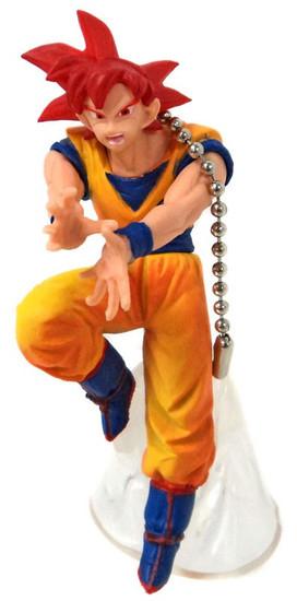 Dragon Ball Super Battle Figure Series 01 Super Saiyan God Son Goku Buildable Figure [Loose]