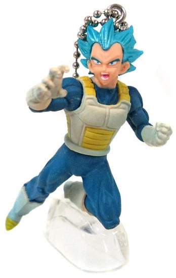 Dragon Ball Super Battle Figure Series 01 Super Saiyan Blue Vegeta Buildable Figure [Super Saiyan Blue Loose]