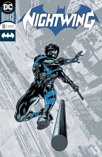 DC Nightwing #51 Comic Book
