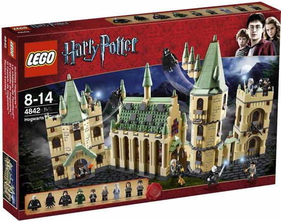 LEGO Harry Potter Series 2 Hogwarts Castle Set #4842