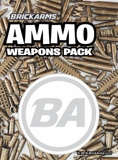 BrickArms Ammo Pack 2.5-Inch Weapons Pack