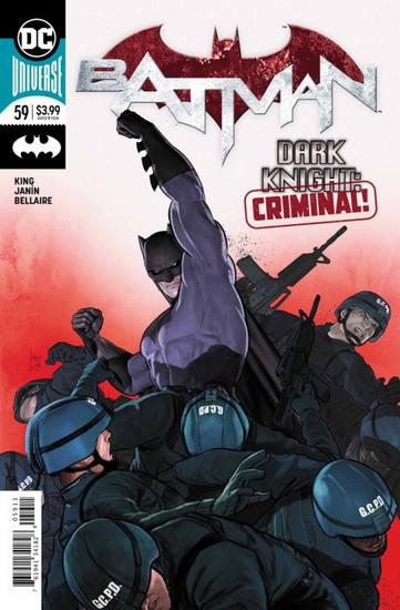 DC Batman #59 Comic Book