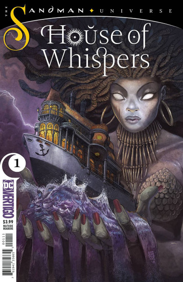 DC House of Whispers #3 The Sandman Universe Comic Book