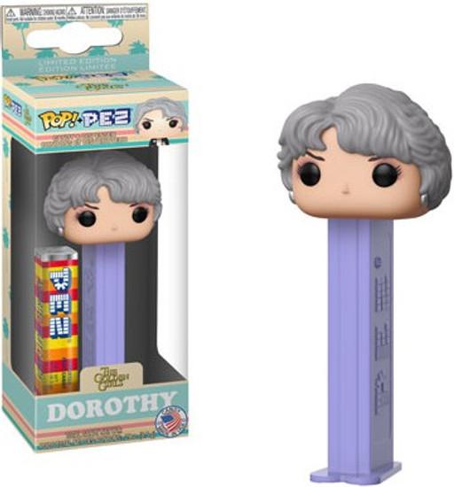 Funko Golden Girls POP! PEZ Dorothy Candy Dispenser