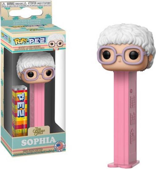 Funko Golden Girls POP! PEZ Sophia Candy Dispenser