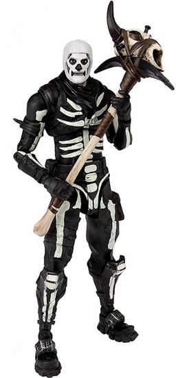 McFarlane Toys Fortnite Premium Series 1 Skull Trooper Action Figure