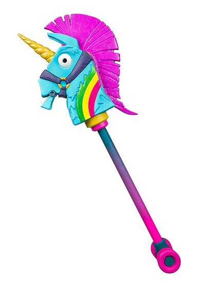 McFarlane Toys Fortnite Rainbow Smash Pickaxe 39-Inch Prop Replica