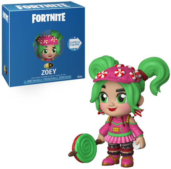 Fortnite Funko 5 Star Zoey Vinyl Figure [With Bandages]