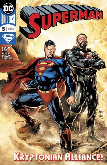 DC Superman #5 Comic Book
