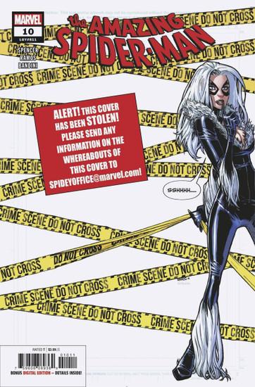 Marvel Comics Amazing Spider-Man #10 Comic Book