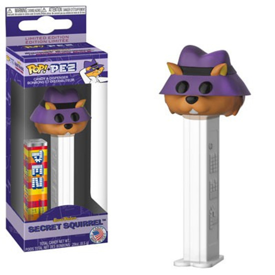 Funko Hanna-Barbera POP! PEZ Secret Squirrel Candy Dispenser