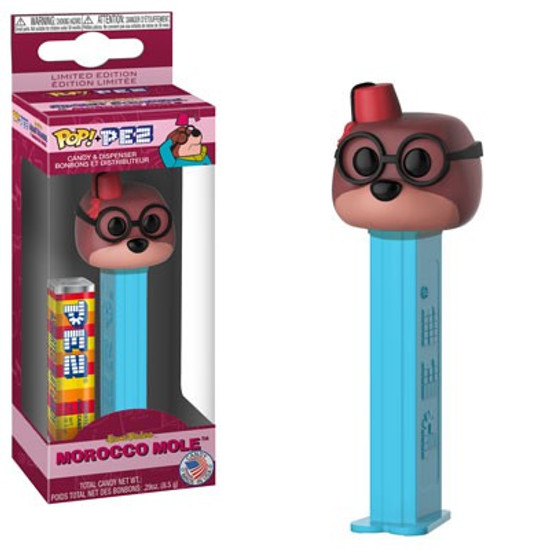 Funko Hanna-Barbera POP! PEZ Morroco Mole Candy Dispenser
