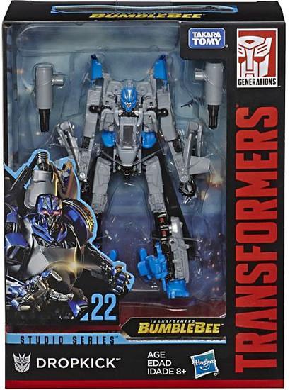 Transformers Generations Studio Series Dropkick Deluxe Action Figure #22 [Version 1]