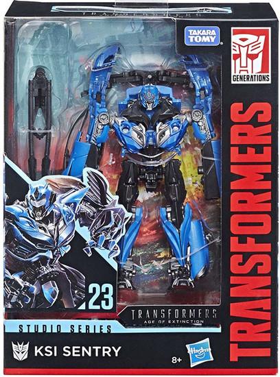 Transformers Generations Studio Series KSI Sentry Deluxe Action Figure #23