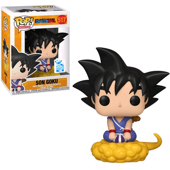 Funko Dragon Ball Z POP! Animation Young Goku Exclusive Vinyl Figure #517
